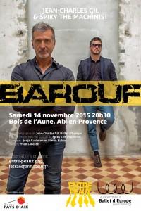 affiches barouf 1-4